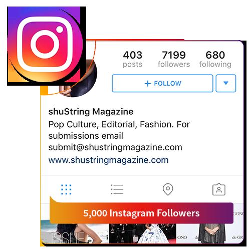 5000 Follower - Insta