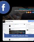10000 Likes - Facebook