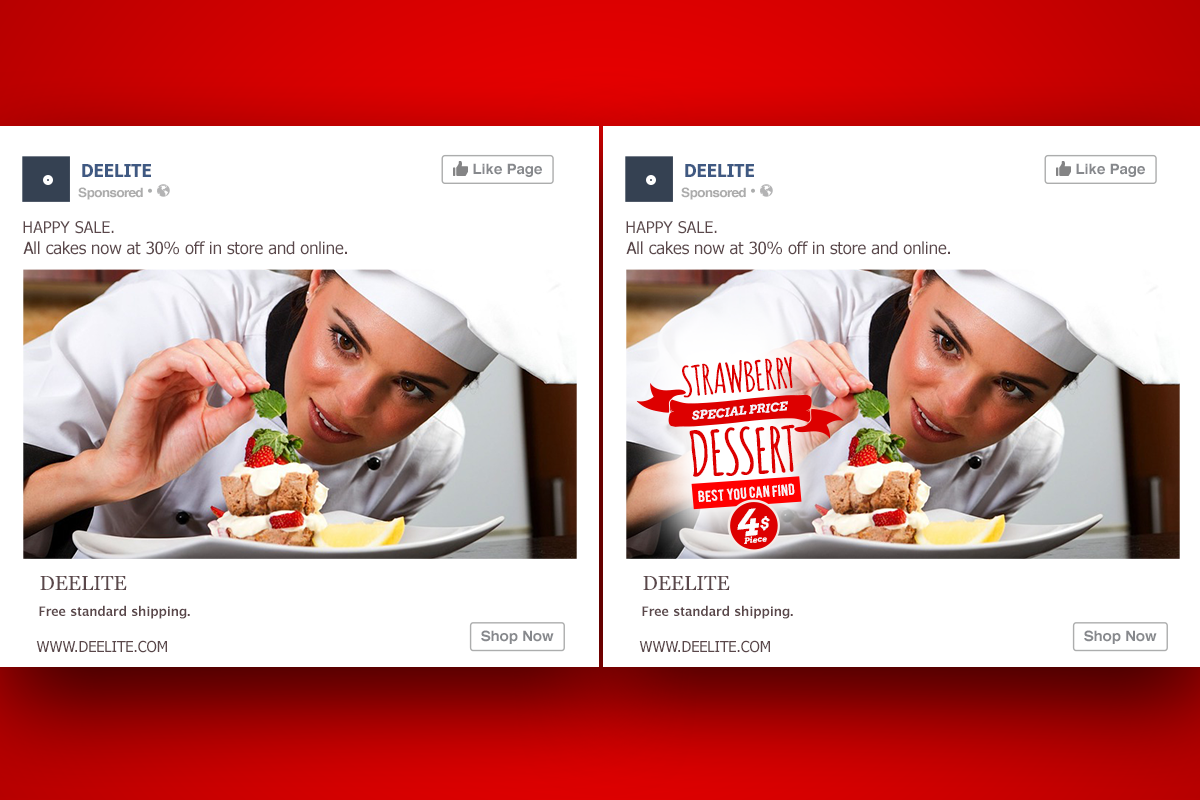 how to make your business facebook ad stand out