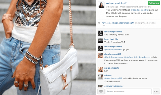 Fashion Blogger Instagram Names Latest Trend