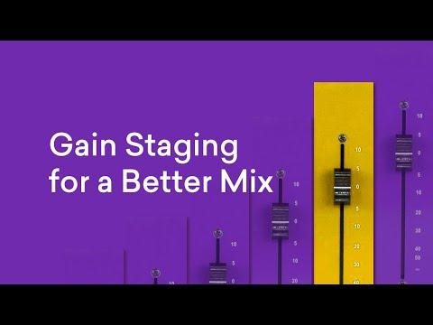Headroom 101: How to use Gain Staging for a Better Mix | LANDR Mix Tips #7
