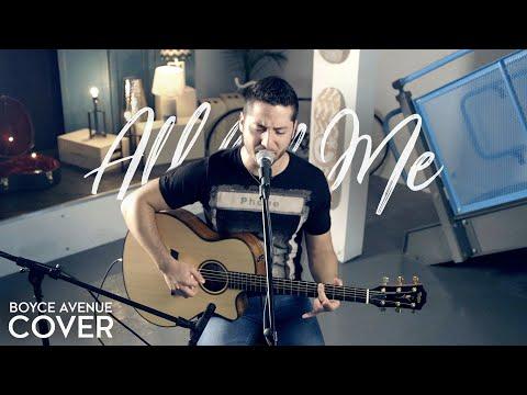 All of Me - John Legend (Boyce Avenue acoustic cover) on Spotify & Apple