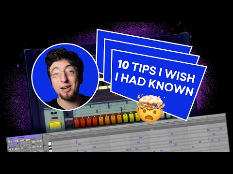 10 Things I Wish I Knew When I Started Making Beats