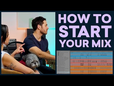 Start Mixing Efficiently With These 10 Important Tips