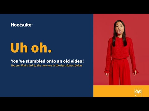 How to Engage Your YouTube Community Using Hootsuite (OLD)