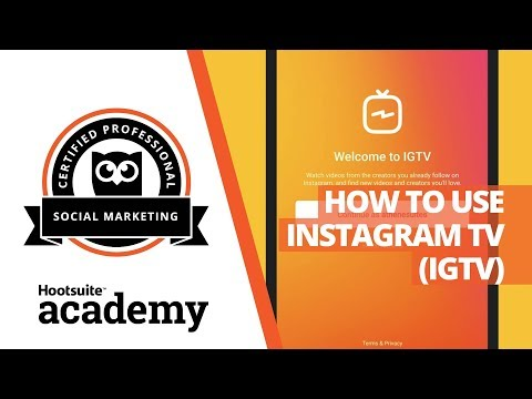 How to Use Instagram TV (IGTV)