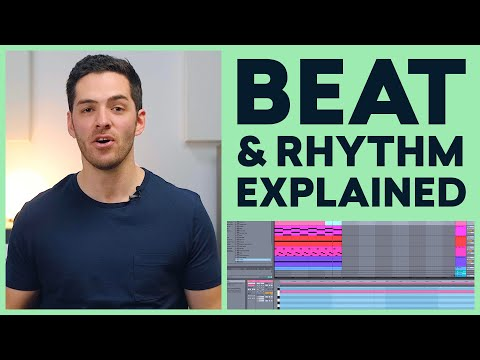Beat and Rhythm in Music Explained