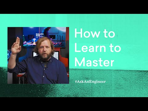 Can I Learn Mastering Without School? | LANDR AskAnEngineer