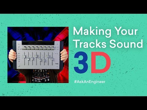 How Space Works in a Mix: Placing Your Tracks in Three Dimensions | LANDR AskAnEngineer