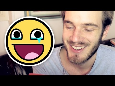 Reading AWESOME Comments! - (Fridays With PewDiePie - Part 95)