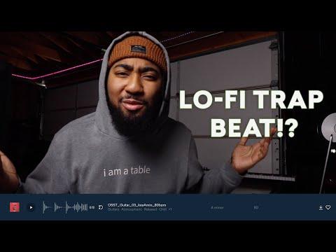 Lo-Fi Trap? How to Make a Chill Trap Beat | LANDR x L.Dre