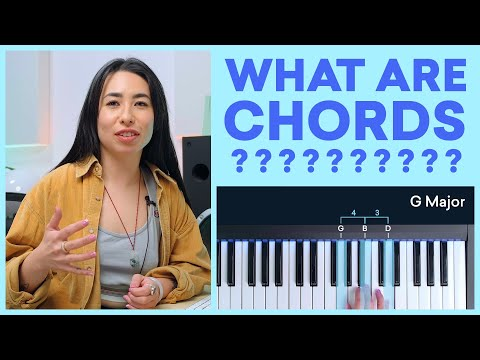 What Is A Chord In Music? How To Build Chords and Chord Progressions