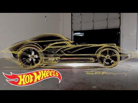 The Making of the Darth Car | Hot Wheels Garage | @Hot Wheels
