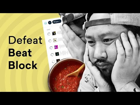 7 Ways to Defeat Beat Block and Get Back to Producing
