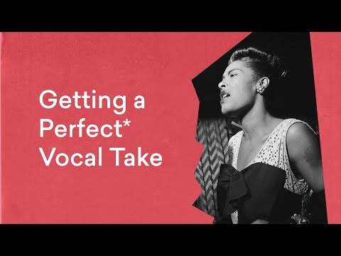 Vocal Comping: How to Assemble the Perfect Vocal Take | LANDR Mix Tips #2
