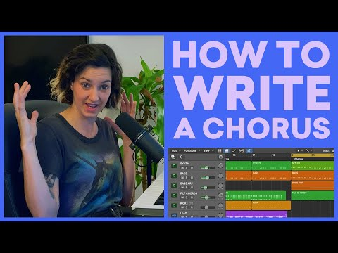 How To Write a Chorus Everyone Will Remember