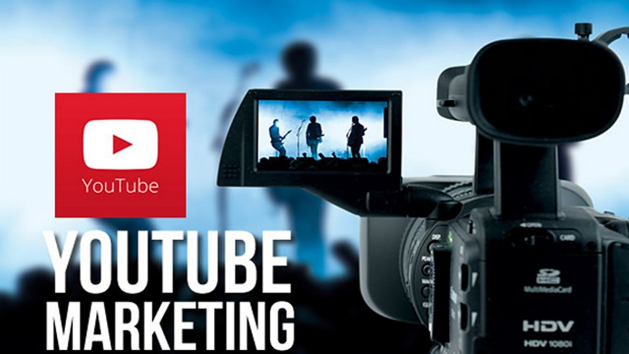 youtube marketing videos