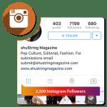 Buy 2,500 Instagram Followers