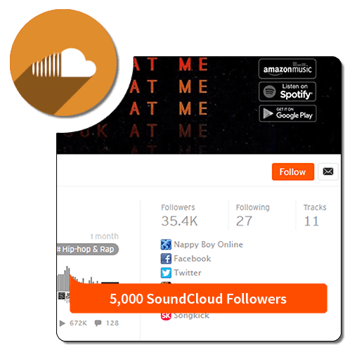 5k-Followers-Soundcloud