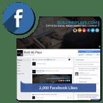 Buy 2,000 Facebook Likes