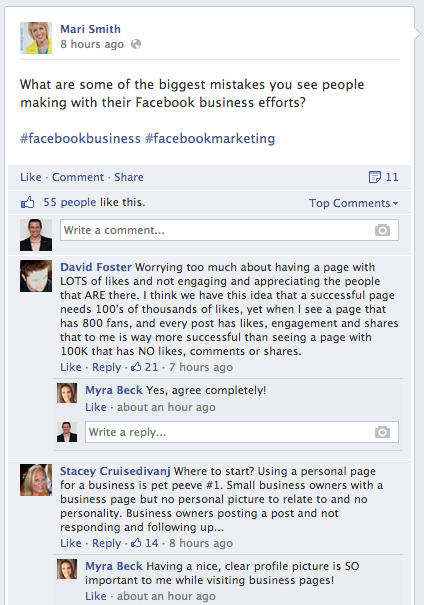 10 Characteristics of Amazing Facebook Posts