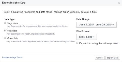 av-export-data