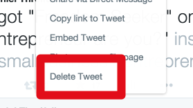 np-delete-tweet