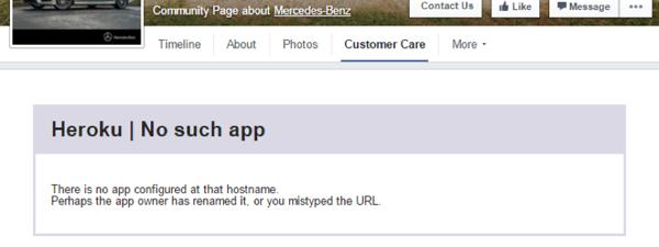 av-facebook-customer-service-app