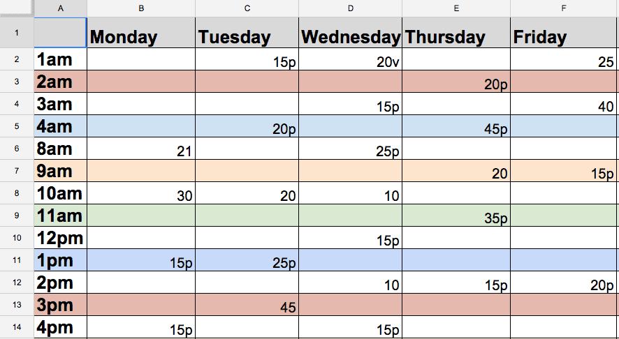 social-media-marketing-plans-schedule