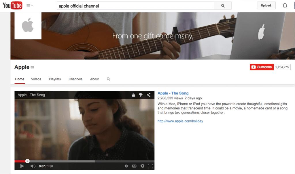 viral-video-marketing-apple-youtube