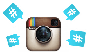use instagram hashtags for businesses