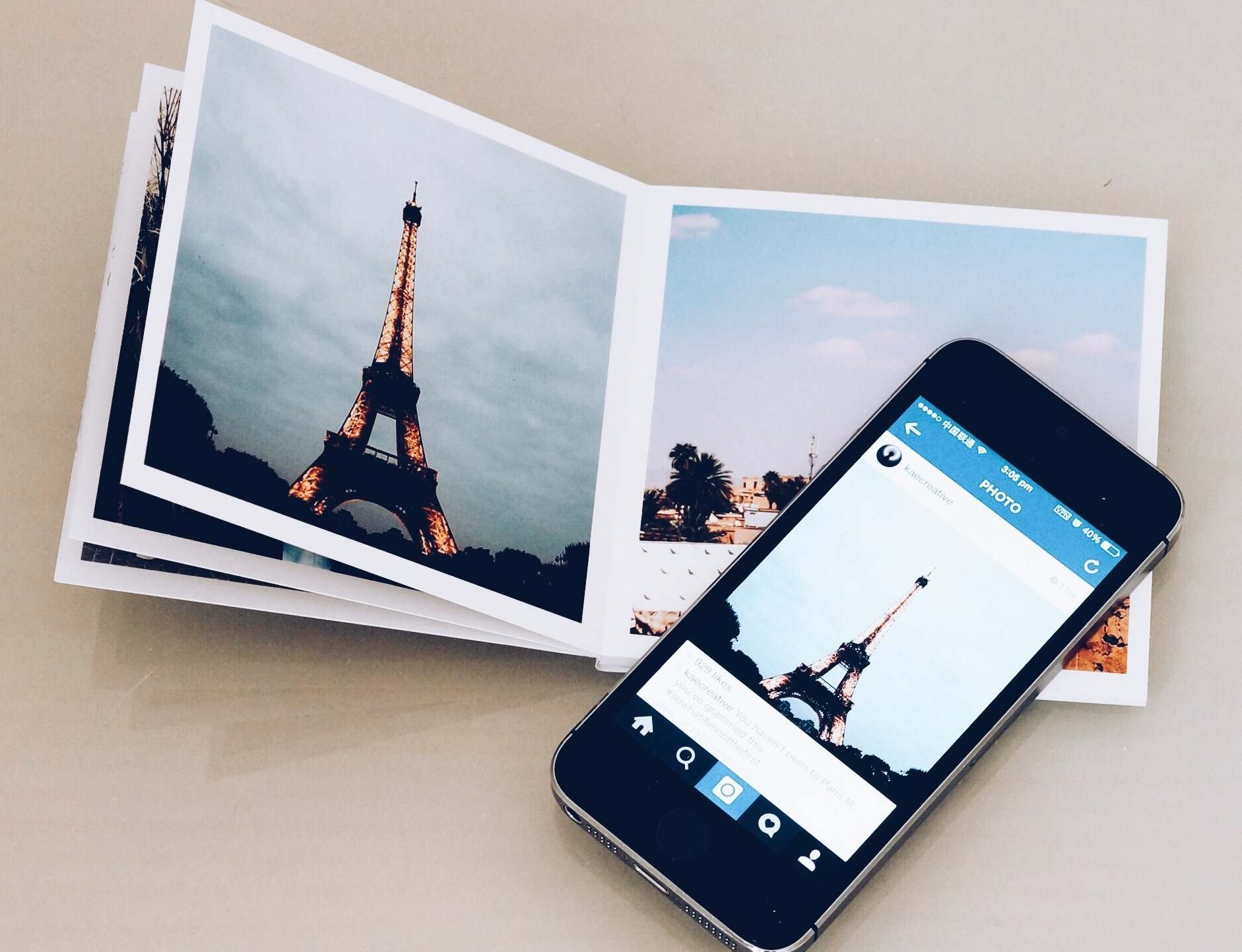 use Instagram album for your business