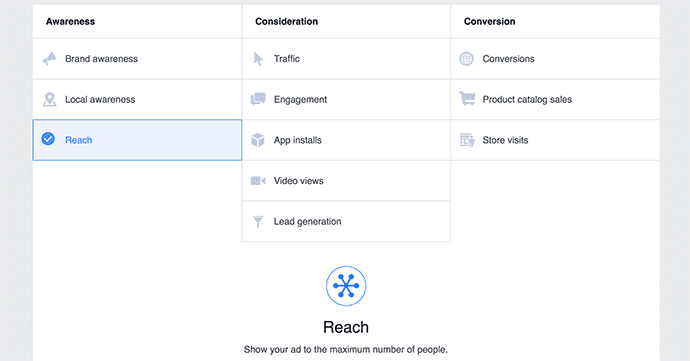 facebook-ads-reach-objective