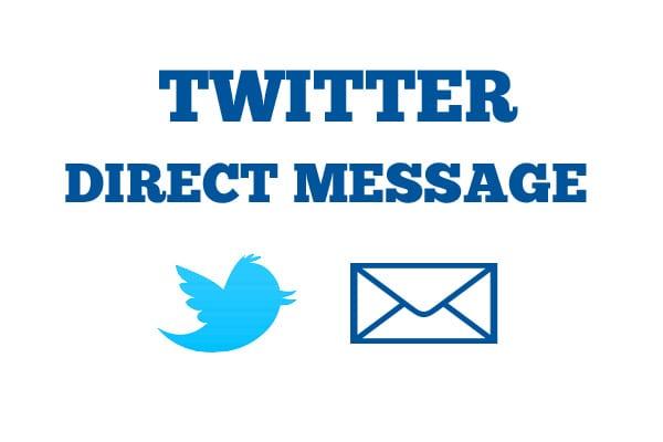 Direct Message Marketing