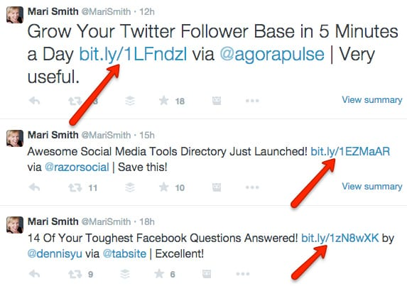 Get Traffic From Twitter