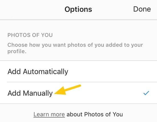 11 hacks to become Instagram famous add photo manually