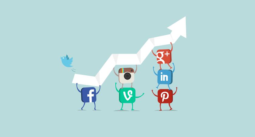 promote social media posts