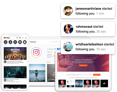 Build My Plays | Buy Instagram Followers, Soundcloud Plays