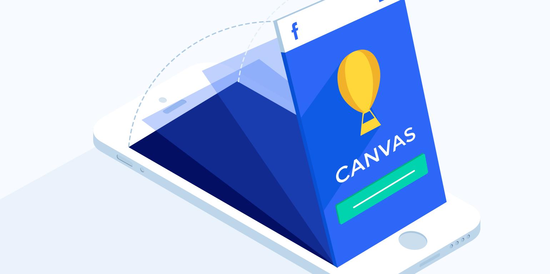 Facebook Canvas Adverts