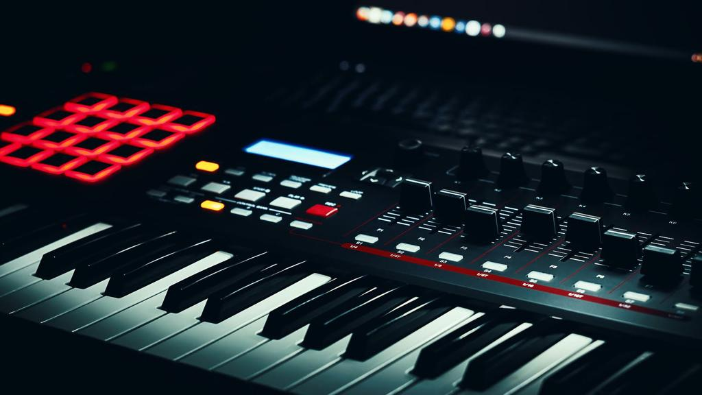 MusicalInstrumentDigitalInterface