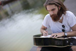 Writing the verse