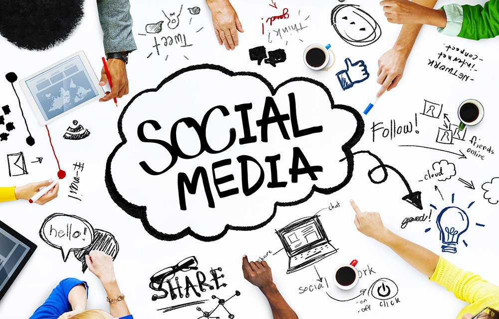start your social media brainstorm