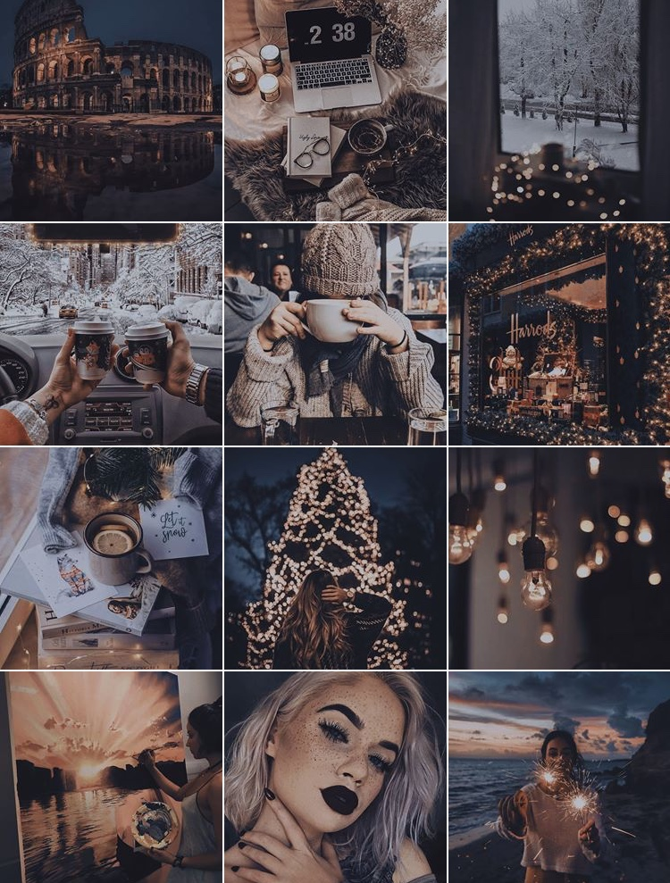 make your Instagram look cool