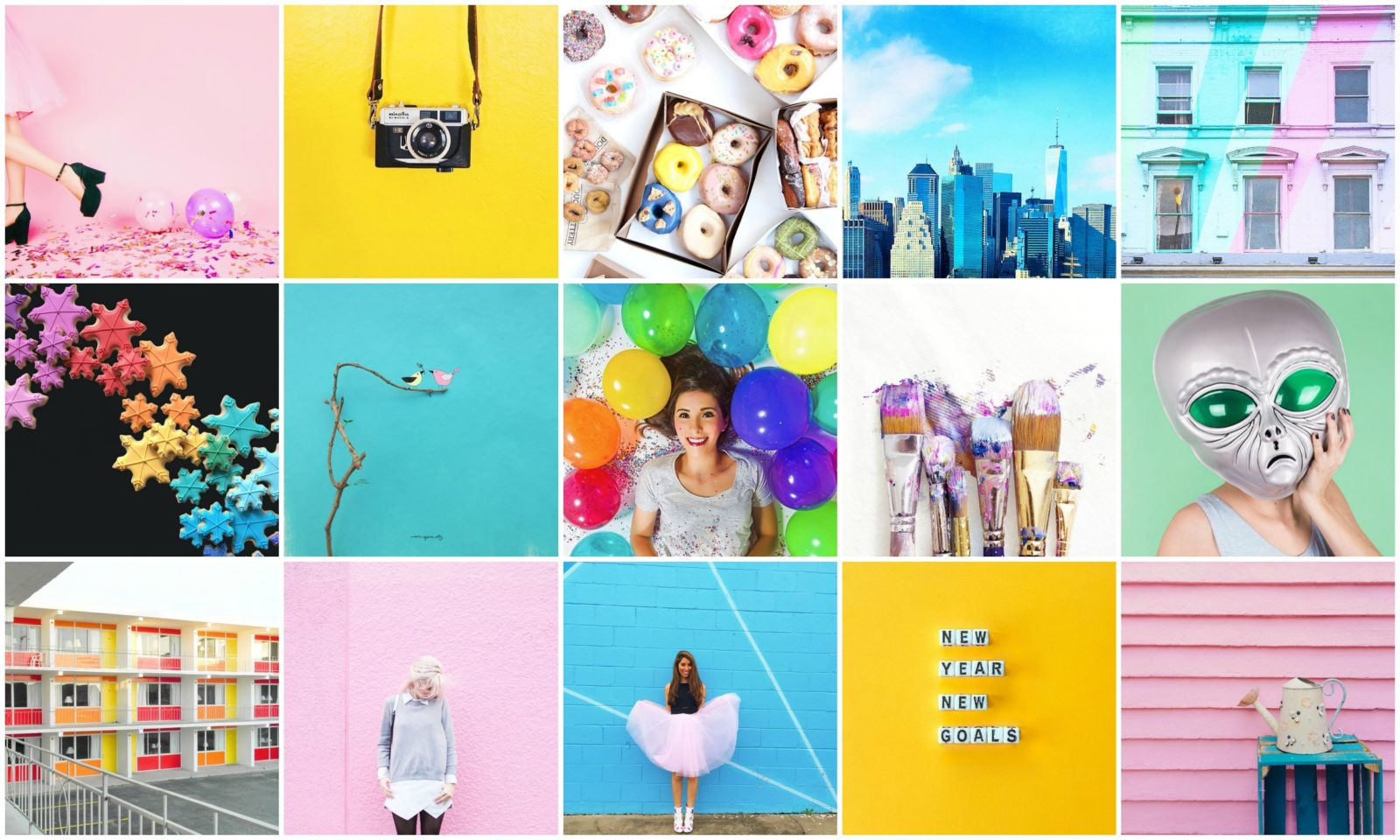 create perfect Instagram images