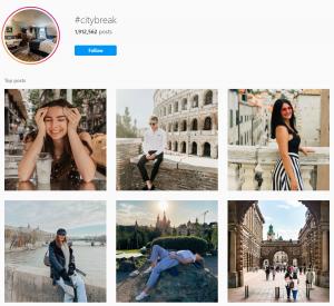 Best Instagram Travel hashtags