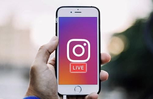 instagram live ideas