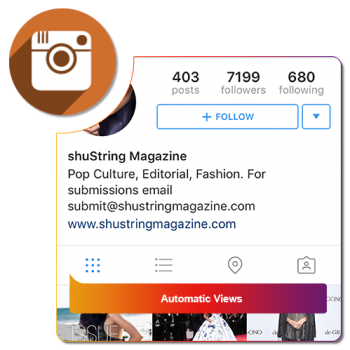 Buy instagram automatic views